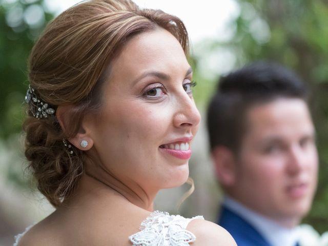 La boda de Guille y Mari Carmen en Pedrajas De San Esteban, Valladolid 32