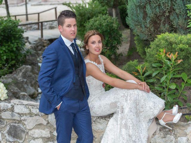 La boda de Guille y Mari Carmen en Pedrajas De San Esteban, Valladolid 34