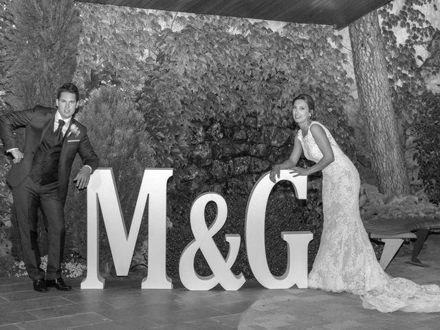 La boda de Guille y Mari Carmen en Pedrajas De San Esteban, Valladolid 42