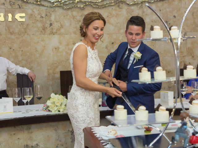 La boda de Guille y Mari Carmen en Pedrajas De San Esteban, Valladolid 43