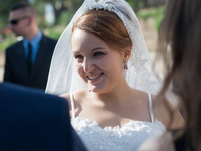 La boda de Eduardo y Jennifer en Saelices, Cuenca 1