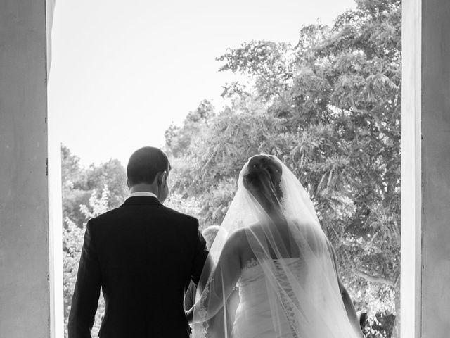 La boda de Eduardo y Jennifer en Saelices, Cuenca 3