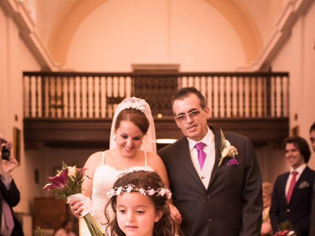 La boda de Eduardo y Jennifer en Saelices, Cuenca 10