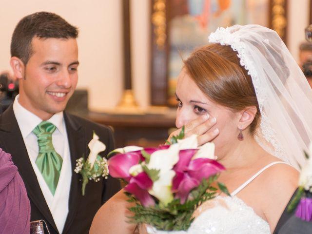 La boda de Eduardo y Jennifer en Saelices, Cuenca 11