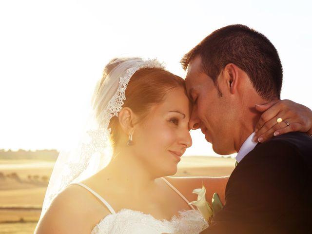 La boda de Eduardo y Jennifer en Saelices, Cuenca 15