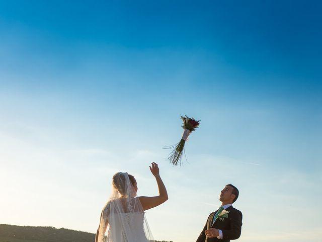 La boda de Eduardo y Jennifer en Saelices, Cuenca 17