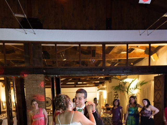 La boda de Eduardo y Jennifer en Saelices, Cuenca 22