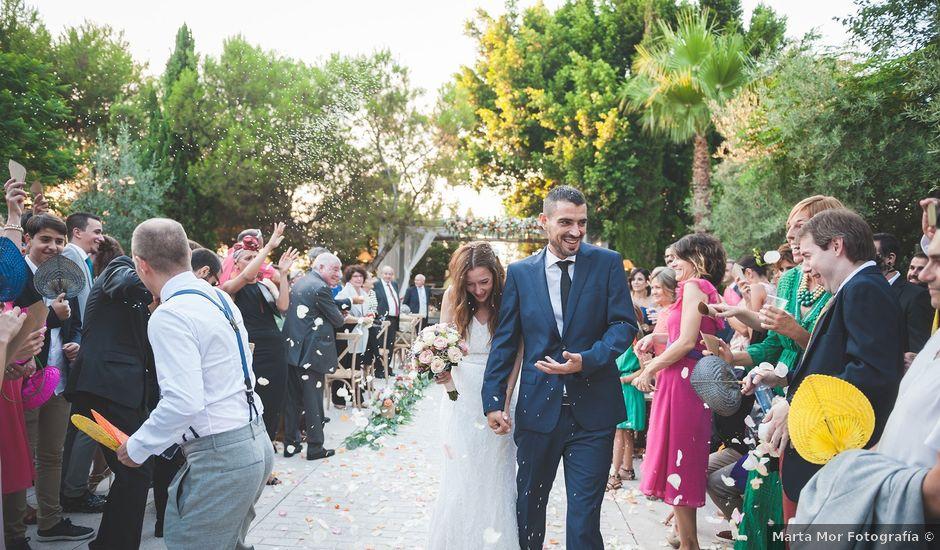 La boda de Jaume y Nuria en Vila-real/villarreal, Castellón