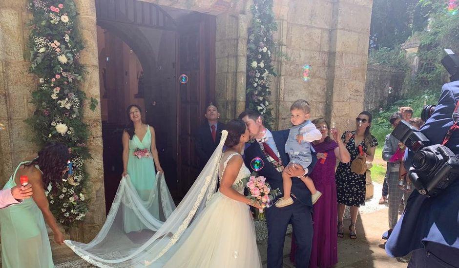 La boda de Alejandro y Lina en A Coruña, A Coruña