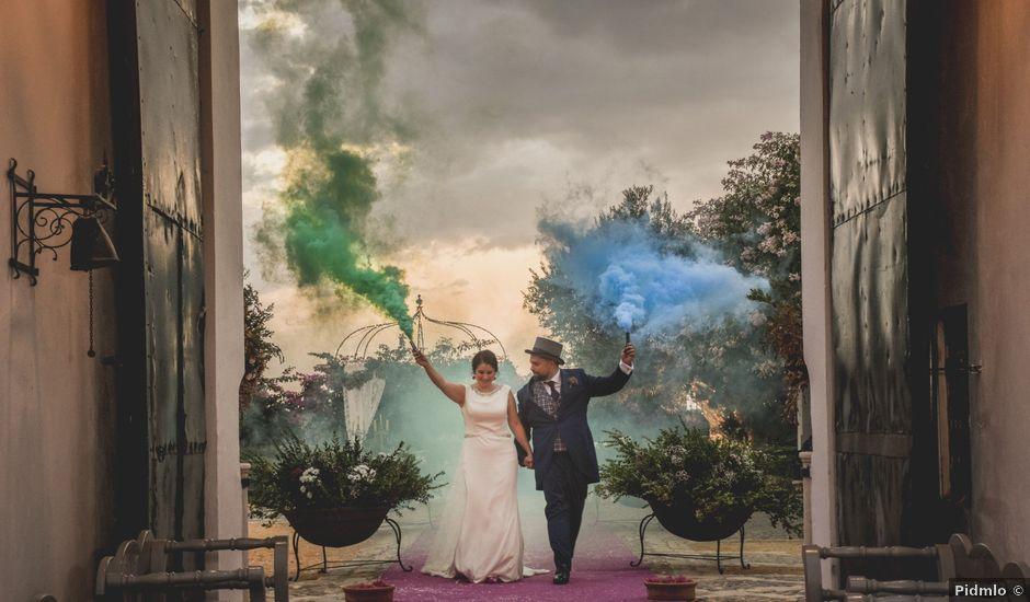 La boda de Mario y Esther en Carmona, Sevilla