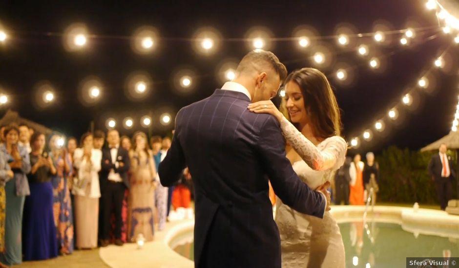 La boda de Nayra y Arturo en Boca De Los Frailes, Almería