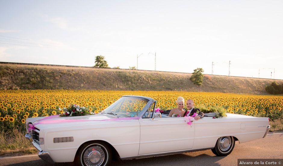 La boda de Daniel y Maria en Magaz, Palencia