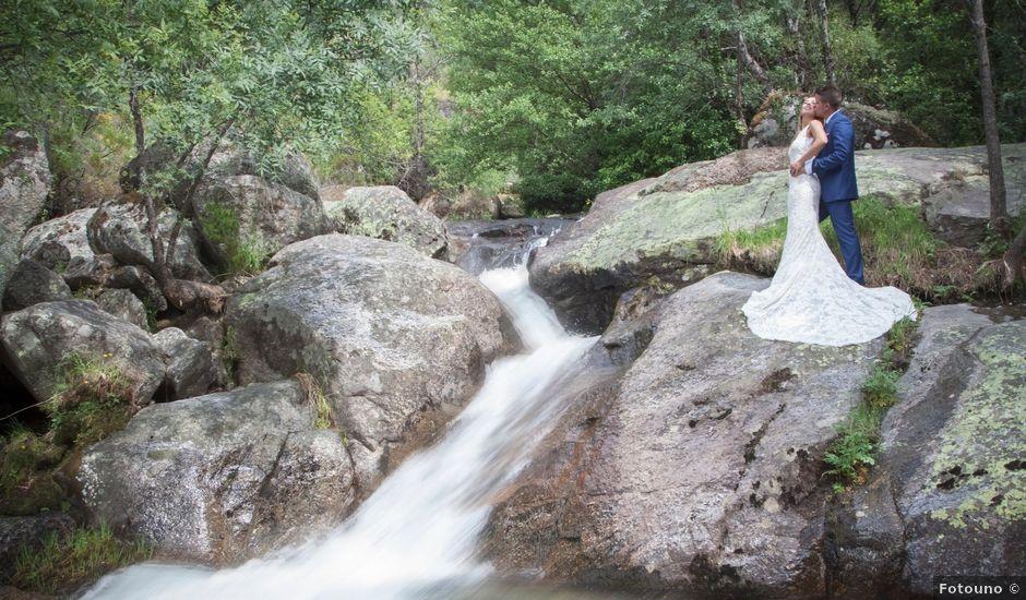 La boda de Guille y Mari Carmen en Pedrajas De San Esteban, Valladolid
