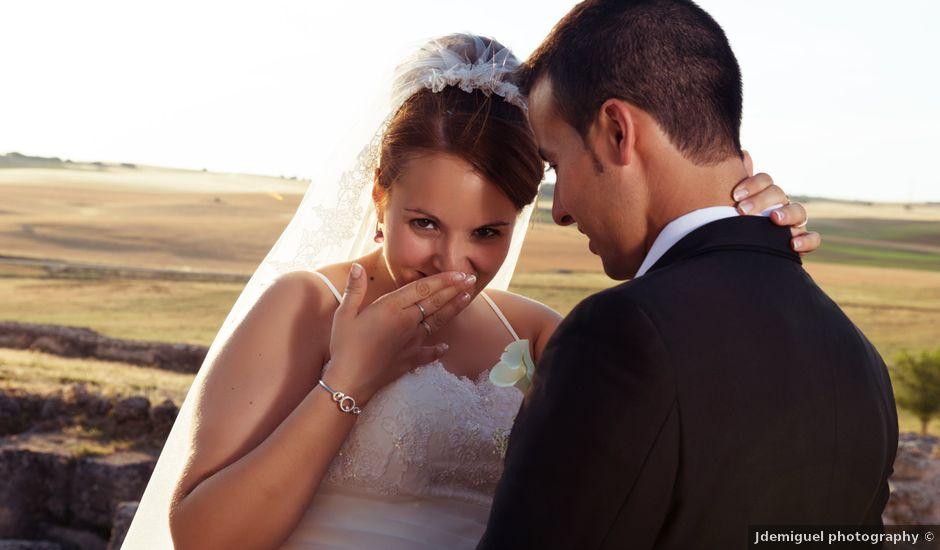 La boda de Eduardo y Jennifer en Saelices, Cuenca