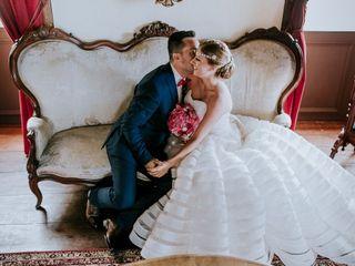 La boda de Tania y Yeray