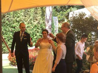 La boda de Angela y Javier  1