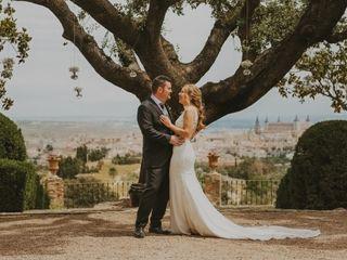 La boda de Marc y Sandra