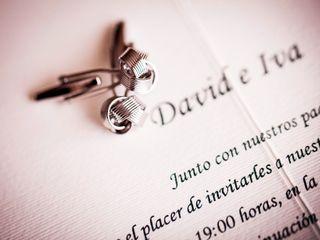 La boda de Iva y David 1