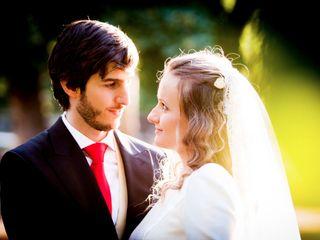 La boda de Iva y David