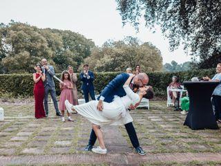 La boda de Lucia y Roger