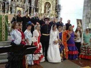 La boda de Lole y Gustavo