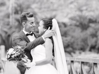 La boda de Liss y Jose