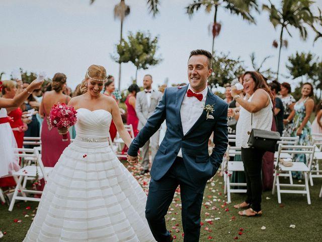 La boda de Yeray y Tania en La Orotava, Santa Cruz de Tenerife 13