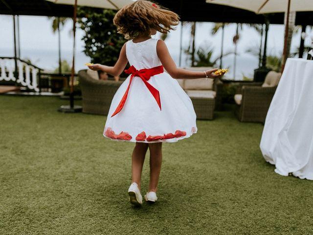 La boda de Yeray y Tania en La Orotava, Santa Cruz de Tenerife 15