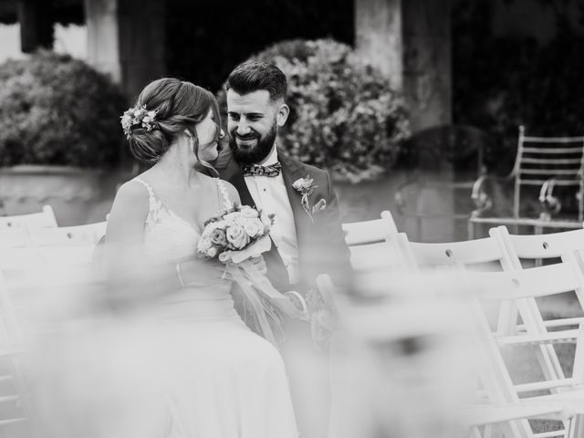 La boda de Maria y Dani