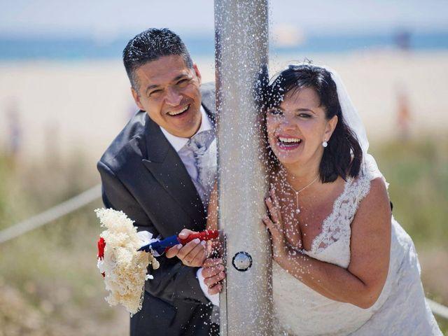 La boda de Rosa y Serafín