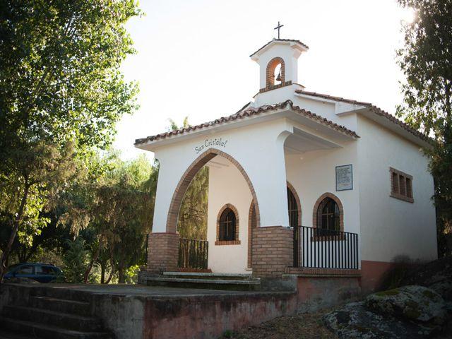 La boda de Sonia y Juanma en Madrigal De La Vera, Cáceres 9