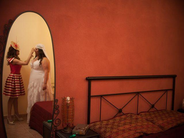 La boda de Sonia y Juanma en Madrigal De La Vera, Cáceres 26