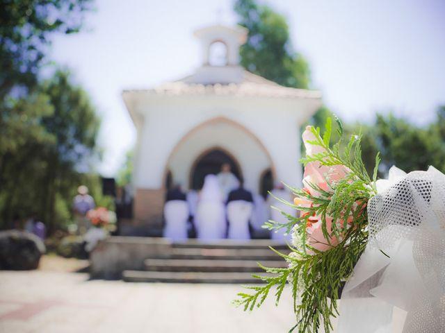 La boda de Sonia y Juanma en Madrigal De La Vera, Cáceres 1