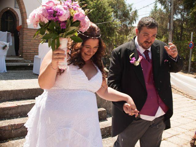 La boda de Sonia y Juanma en Madrigal De La Vera, Cáceres 30