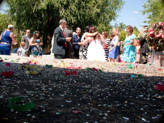 La boda de Sonia y Juanma en Madrigal De La Vera, Cáceres 32