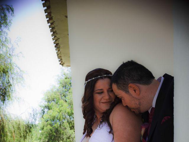 La boda de Sonia y Juanma en Madrigal De La Vera, Cáceres 34