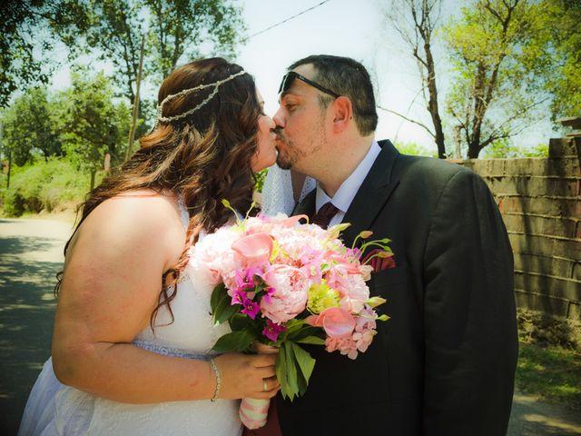 La boda de Sonia y Juanma en Madrigal De La Vera, Cáceres 36