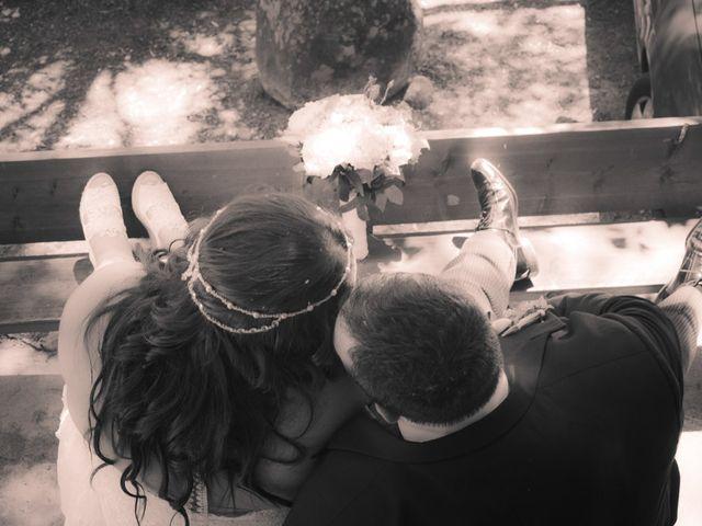 La boda de Sonia y Juanma en Madrigal De La Vera, Cáceres 37