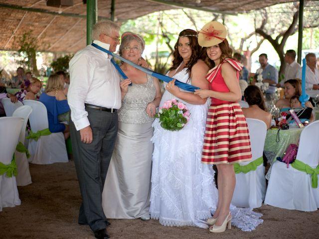 La boda de Sonia y Juanma en Madrigal De La Vera, Cáceres 42