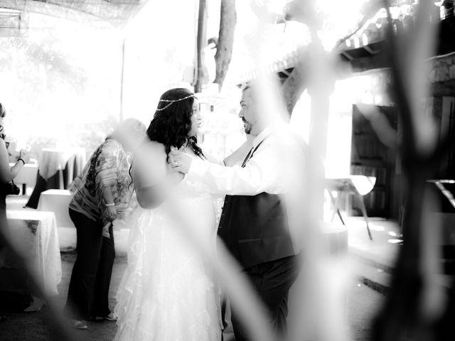 La boda de Sonia y Juanma en Madrigal De La Vera, Cáceres 43