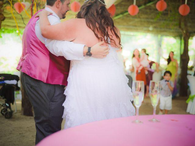 La boda de Sonia y Juanma en Madrigal De La Vera, Cáceres 45
