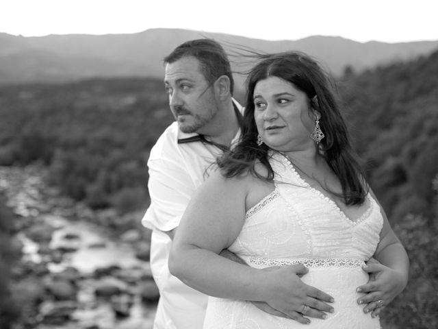 La boda de Sonia y Juanma en Madrigal De La Vera, Cáceres 49