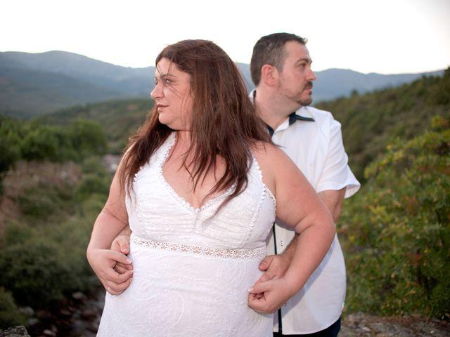 La boda de Sonia y Juanma en Madrigal De La Vera, Cáceres 50