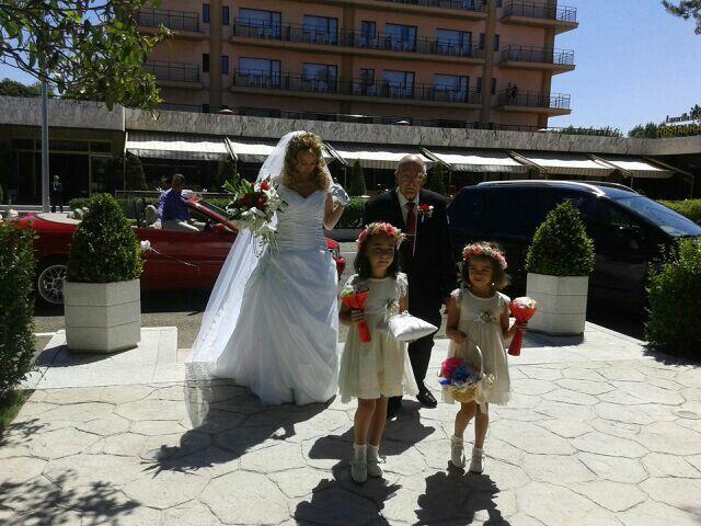 La boda de Jose Luis  y Sandra en Santa Marta De Tormes, Salamanca 6