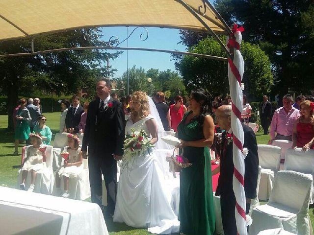 La boda de Jose Luis  y Sandra en Santa Marta De Tormes, Salamanca 2