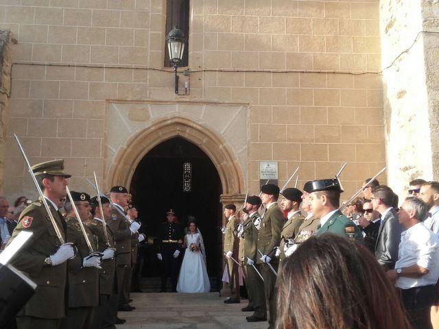 La boda de Gustavo y Lole en Logrosan, Cáceres 1
