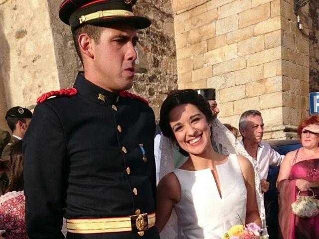 La boda de Gustavo y Lole en Logrosan, Cáceres 4