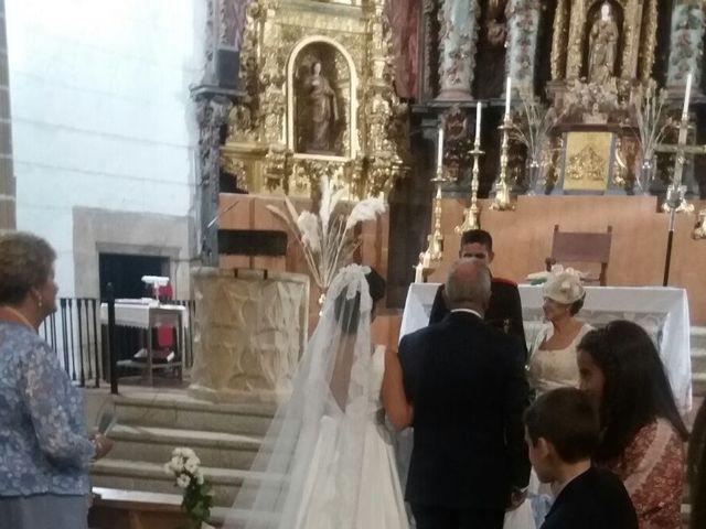 La boda de Gustavo y Lole en Logrosan, Cáceres 7