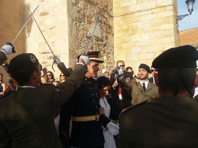 La boda de Gustavo y Lole en Logrosan, Cáceres 2