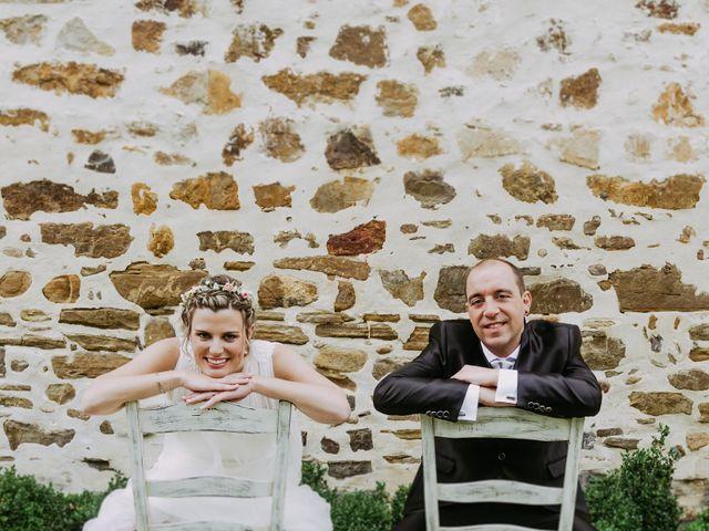 La boda de Maitane y Germán